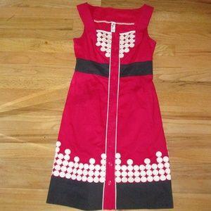 Anthropologie Floreat Sweet As Pie Dress Size 0